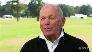 Harmon's trip down memory lane at Winged Foot