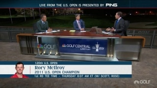 Is McIlroy conflicted? Chamblee explains