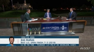 Leonard: When it comes to driving, no one is better than Rahm