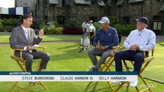 Talking Winged Foot history with the Harmons