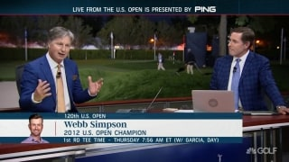 Favorite at Winged Foot? Why Chamblee likes Simpson