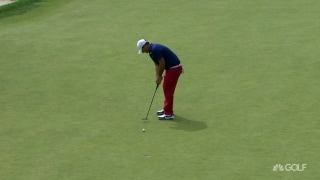 U.S. Open Day 1: Reed in contention for second major