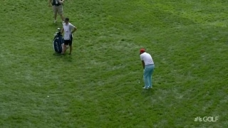 U.S. Open Day 1: Day escapes rough with perfect pitch shot on No. 6