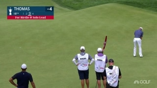 U.S. Open Day 1: JT drops beautiful birdie for 65 and the lead