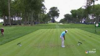U.S. Open Day 1: Wolff almost makes hole-in-one at No. 7