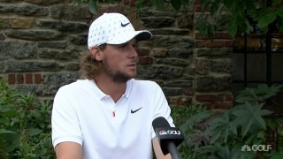 Pieters (74): 'Not unhappy' despite back-nine struggles