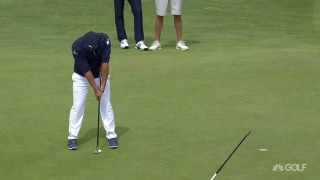 U.S. Open Day 2: Bryson closes out 68 with eagle on final hole