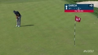 U.S. Open Day 2: Garcia makes birdie on difficult No. 5