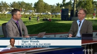 Oberholser: Tiger's best days in the U.S. Open are behind him