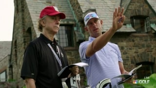'Danny Noonan' returns to his golf roots at Winged Foot