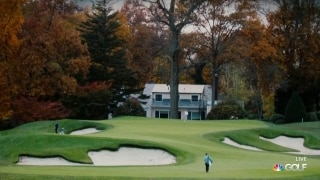Outside looking in: The house that frames Winged Foot's iconic 10th hole