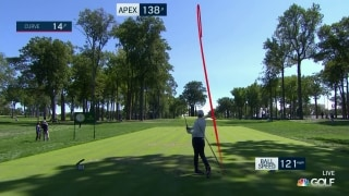 U.S. Open Day 3: McIlroy all over the pin at No. 7