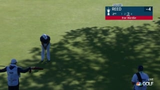 U.S. Open Day 3: Reed one-putts again, this time for birdie at No. 2
