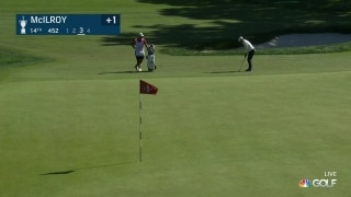 U.S. Open Day 3: Rory McIlroy almost capitalizes on No. 14