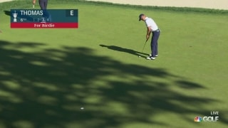 U.S. Open Day 3: After slow start, JT makes back-to-back birdies
