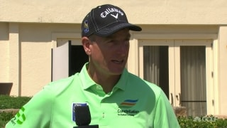 Furyk (73): 'Made a few tentative swings on back nine'