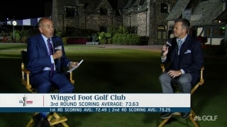 Diaz: Oosthuizen feeling in his 'wheelhouse' at Winged Foot