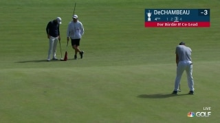 U.S. Open Day 4: Hello, Wolff! Bryson joins co-lead with birdie at No. 4