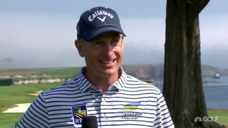 Furyk on Pure Insurance win: 'Honored to get two Ws'