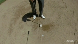 GOLFTEC Tips: How to get up-and-down from greenside bunker