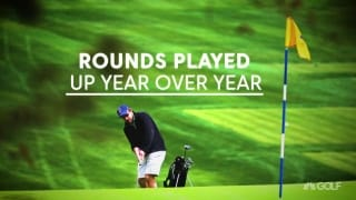 GolfNow Industry Report: Rounds played continue to increase