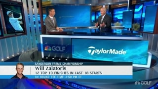 Isenhour: Top-5 finish likely for Zalatoris at Sanderson Farms