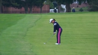 Highlights: Hataoka leads Reid, M.H. Kim at ShopRite LPGA