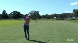 Highlights: Reid leads ShopRite LPGA; Kupcho, Song one back