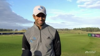 Rai 'hard to sum up' feelings after playoff victory at Scottish