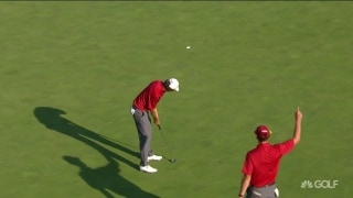 Roll Tide: Bama's Shore, Lipscomb pour in birdie putts on No. 14