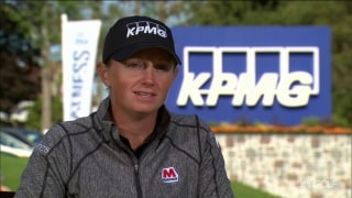 Lewis: KPMG Women's PGA Championship raises the bar for other events