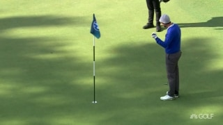 Hole-in-one! Howell aces 14th at BMW PGA