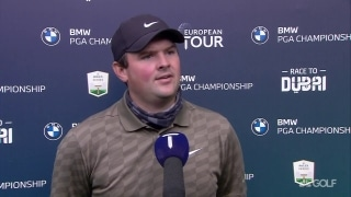 Reed (68) records only bogey-free third round at BMW PGA