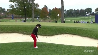 Highlights: S.Y. Kim (63) closes out first major win at Aronimink