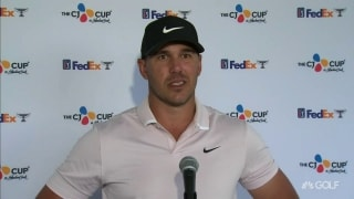 Koepka (74): 'I played a helluva lot better than the score'