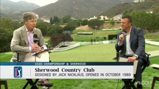 Chamblee on Sherwood: 'Every hole is a postcard'