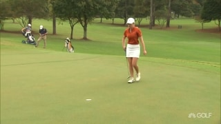 East Lake Cup women's semifinals: Ole Miss vs. Texas