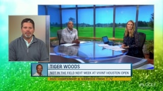 Tiger skipping Houston Open as he preps for Masters