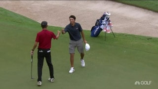 Highlights: Pepperdine routs Oklahoma for East Lake Cup win