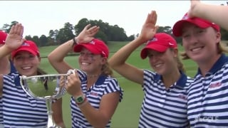 Lavner:  Ole Miss held their own at East Lake Cup