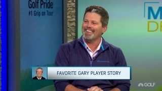 Happy Birthday Gary Player! Damron shares his best story of the two