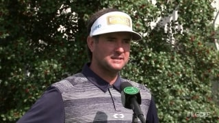 Bubba on hosting first Champions Dinner: 'I was scared to death'