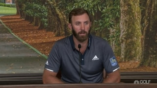 DJ sums up a fall Masters: 'It's still the Masters'
