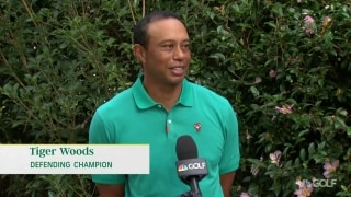 Does Tiger have the belief he can win again? 'I do'