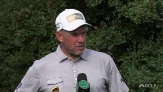Westwood (68): 'Pretty long out there, but very scorable'