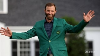 Champion Chats: DJ adds to legacy with first Masters title