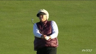 Highlights: Davies dominates Senior LPGA Championship