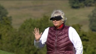 Rankin on Davies: 'Senior golf is her new ATM'