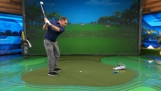 Kaster: Swing drill for better timing and footwork