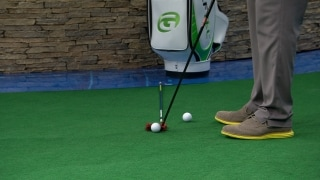 Clearwater: Putter path obstacles